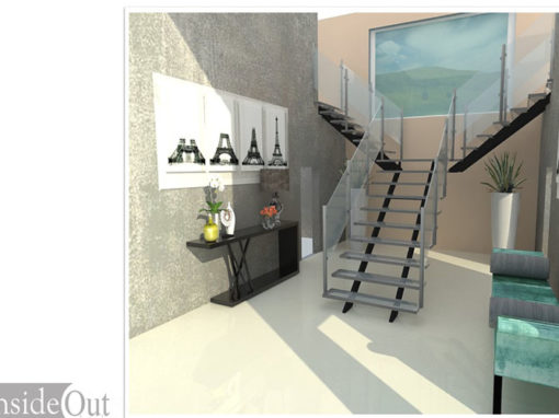 Glamourous Entrance Reyno Ridge Estate