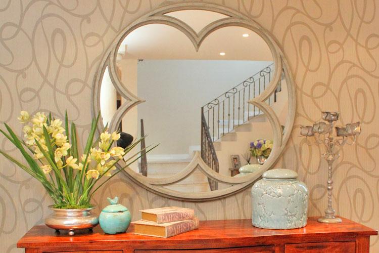 Tuscan Style Home – Interior Design